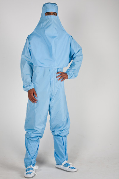 Decontamination Suits