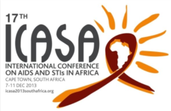 17th INTERNATIONAL CONFERENCE ON AIDS AND STI'S IN AFRICA (ICASA)
