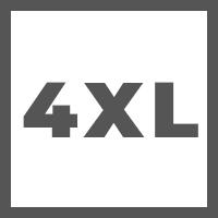 4 Extra Large (4XL)