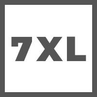 7 Extra Large (7XL)