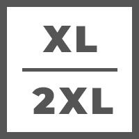 Extra Large (XL) / 2 Extra Large (2XL)